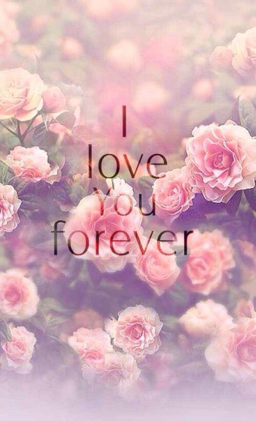 I'm loving a flower.