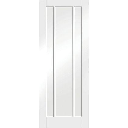 Arundel 3 Panel Primed White Internal Door 686mm Wide Internal Doors Door Fittings White Internal Doors