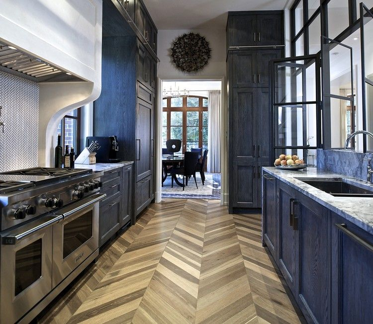 Second Place Award For Transitional Style, Kitchen Design Contest. Image  Courtesy Of Sub Zero And Wolf