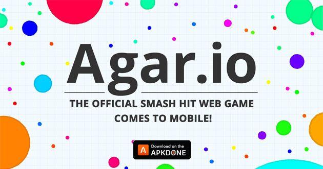 download agar io mod apk