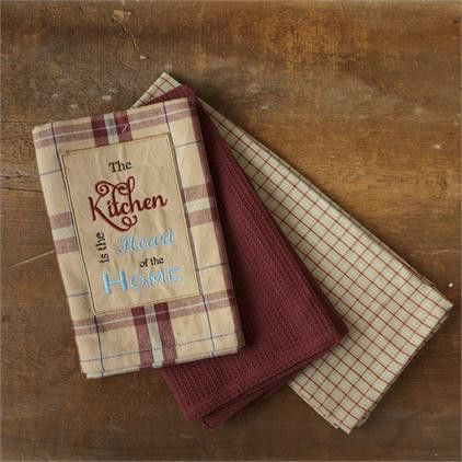Tea Towels Hand Towels The Kitchen Is The Heart Of The Home