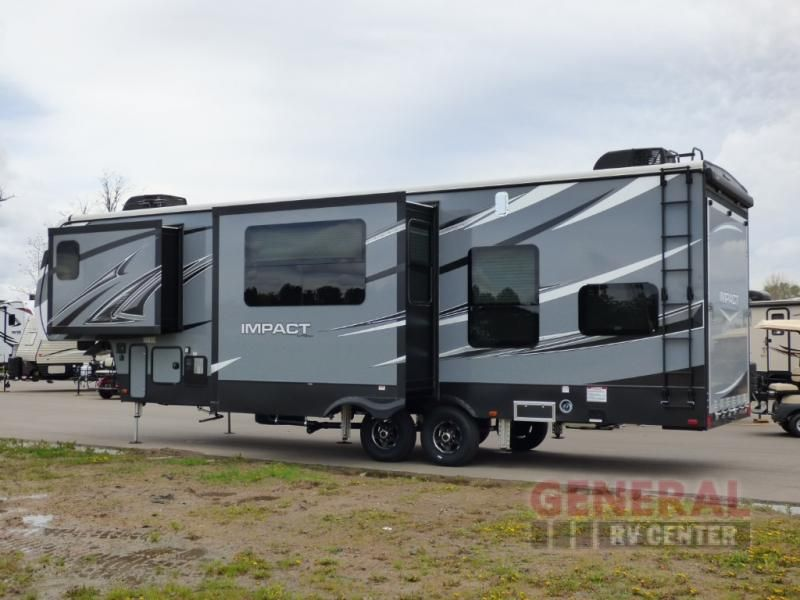 New 2017 Keystone Rv Impact 311 Toy Hauler Fifth Wheel At General