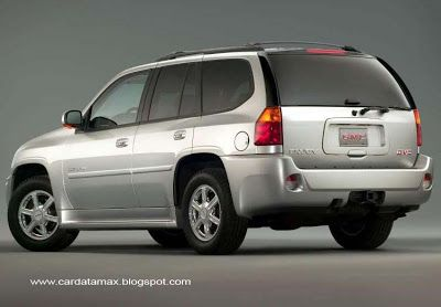The Cars Database Project Forever With Images Gmc Envoy Gmc