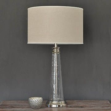 Image Result For Linen Table Lamps Glass