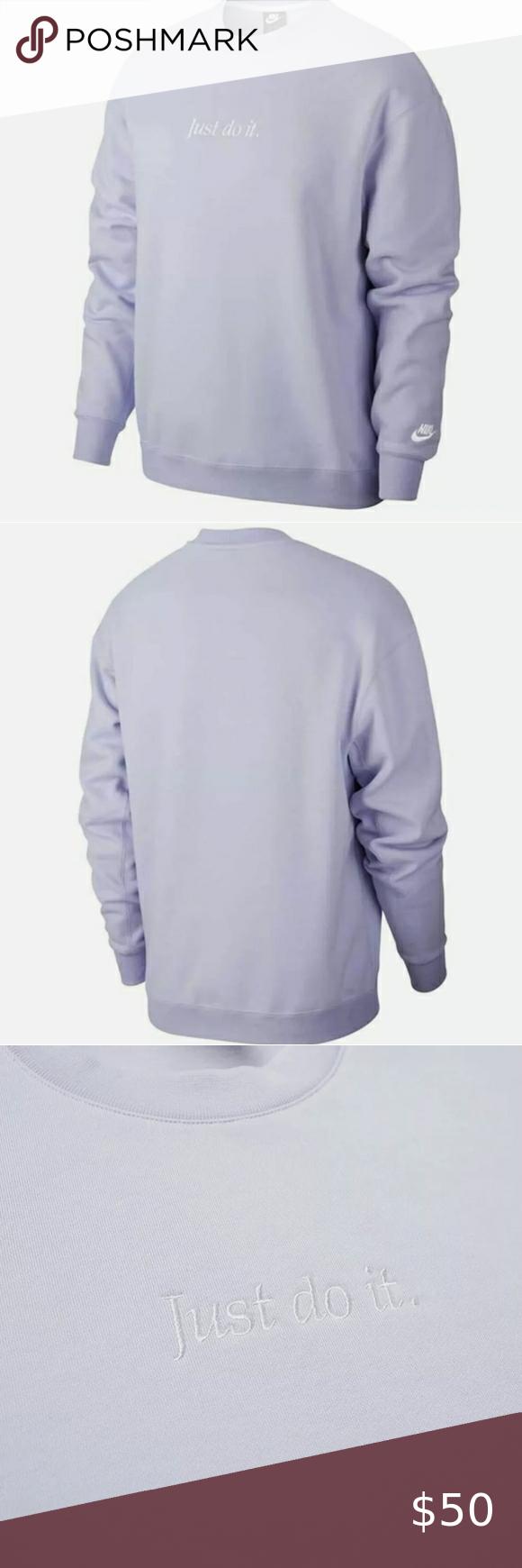 Nike Sportswear Jdi Heavy Weight Crew Cd0414 539 Nike Sportswear Sportswear Sweatshirt Shirt [ 1740 x 580 Pixel ]
