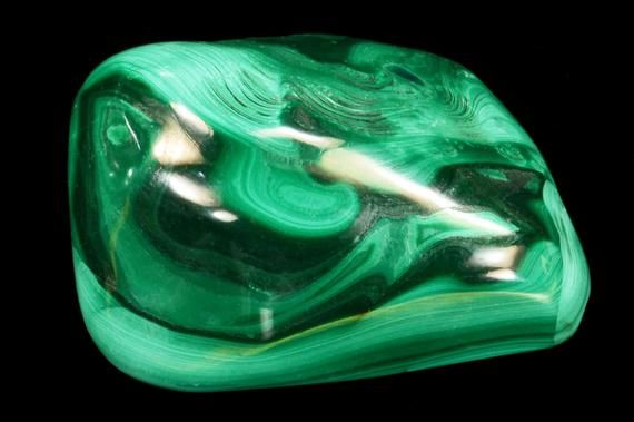 Malachite Tumbled Stones Healing Chakra Reiki