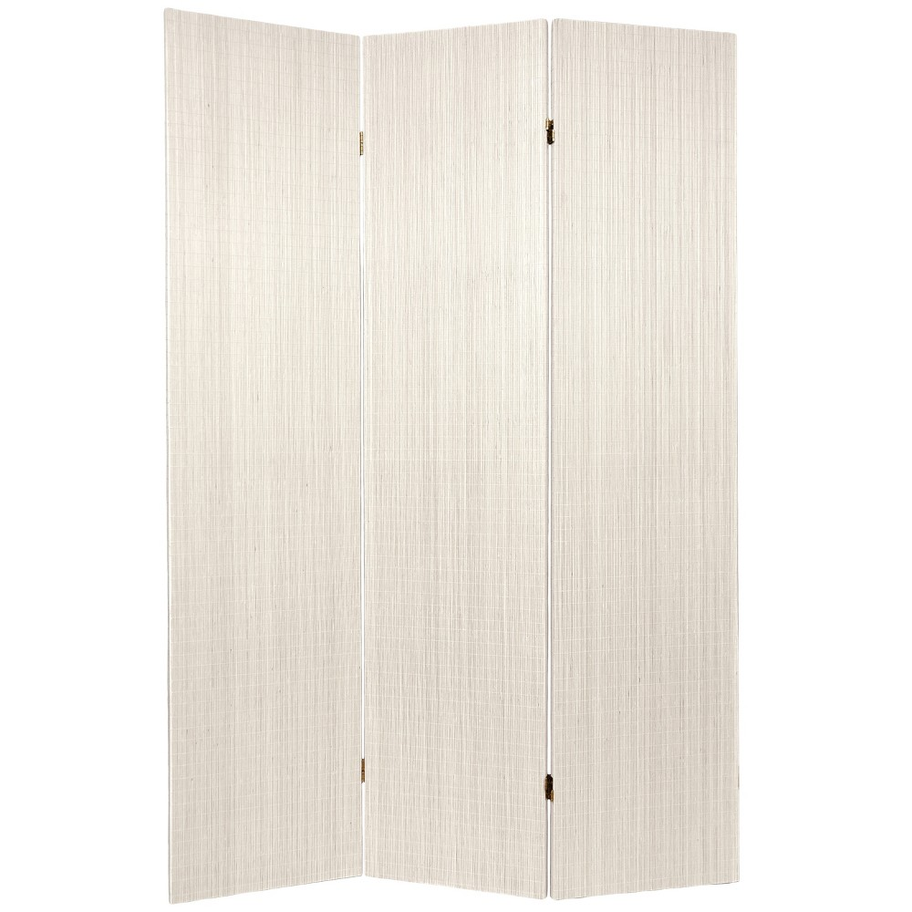 Oriental furniture u tall frameless bamboo room divider panels