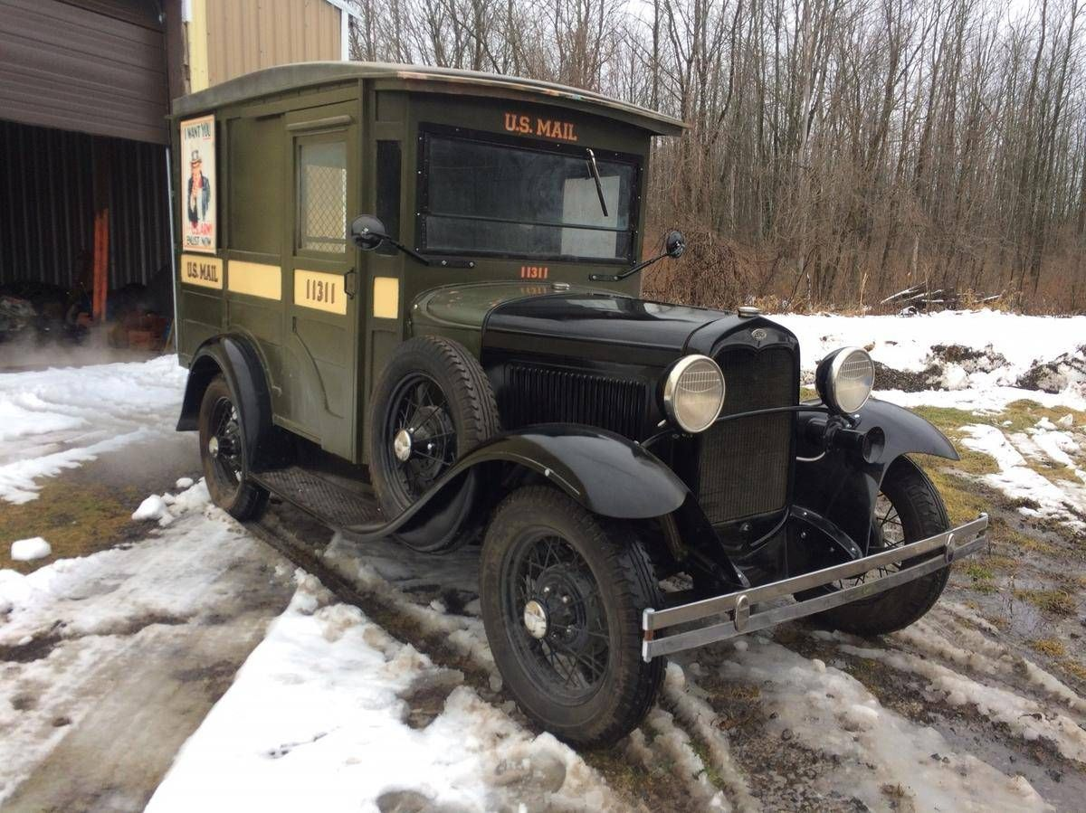 1931 Ford Model A Mail Truck. | Cars,Trucks,Motorcycles! | Pinterest ...