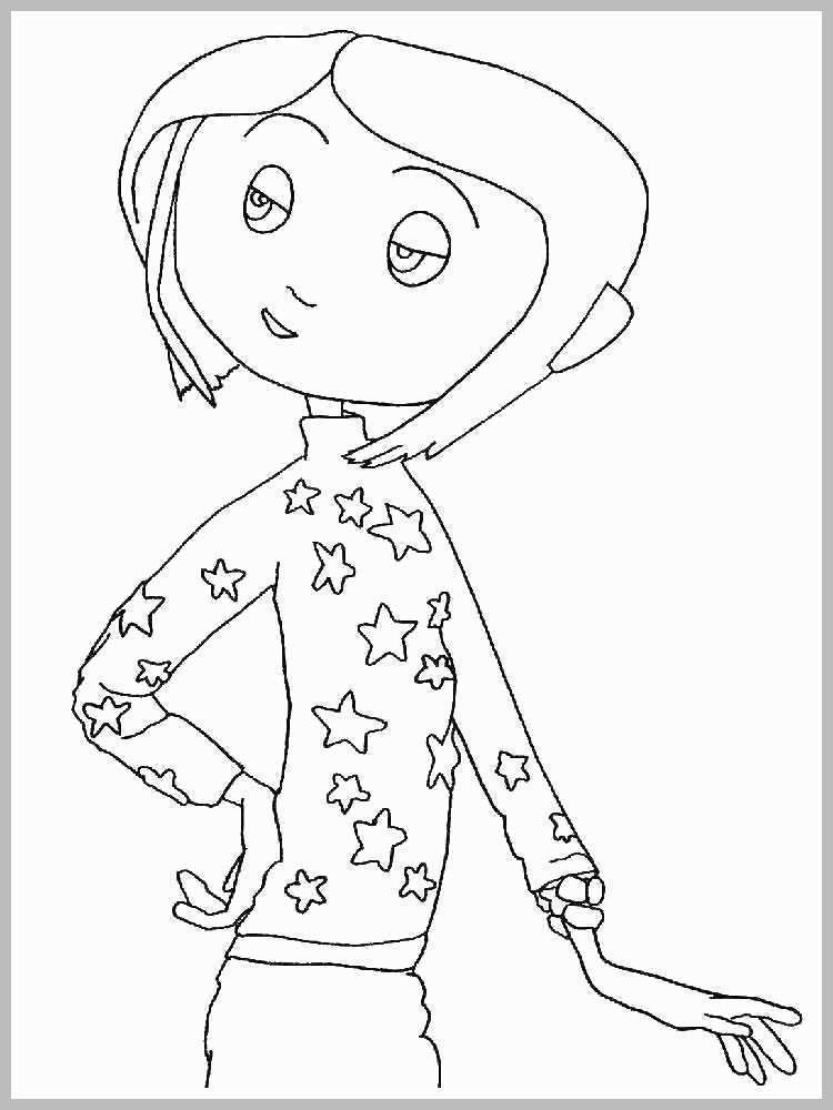 Coraline Coloring Book Wonderfully Coraline Printable Coloring Pages Coloring Pages Coloring Books Free Coloring Pages