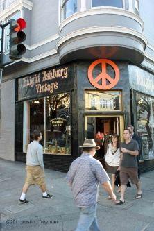 Haight Ashbury ~ San Francisco