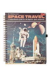 a4 collegiate notebook, SPACE TRAVEL