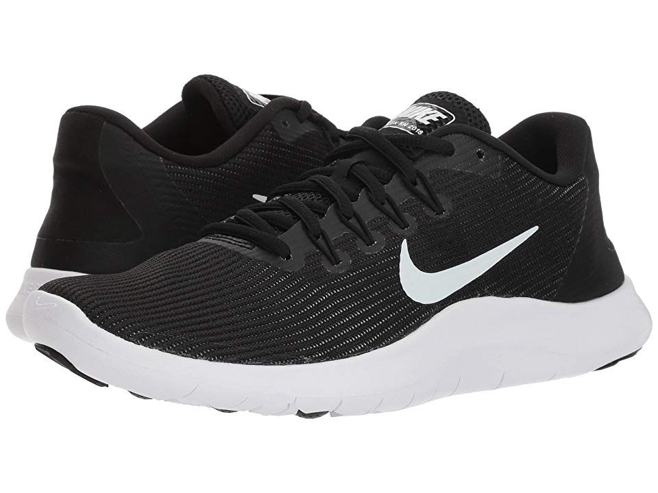 Nike Flex RN 2018 (Black/White/Black