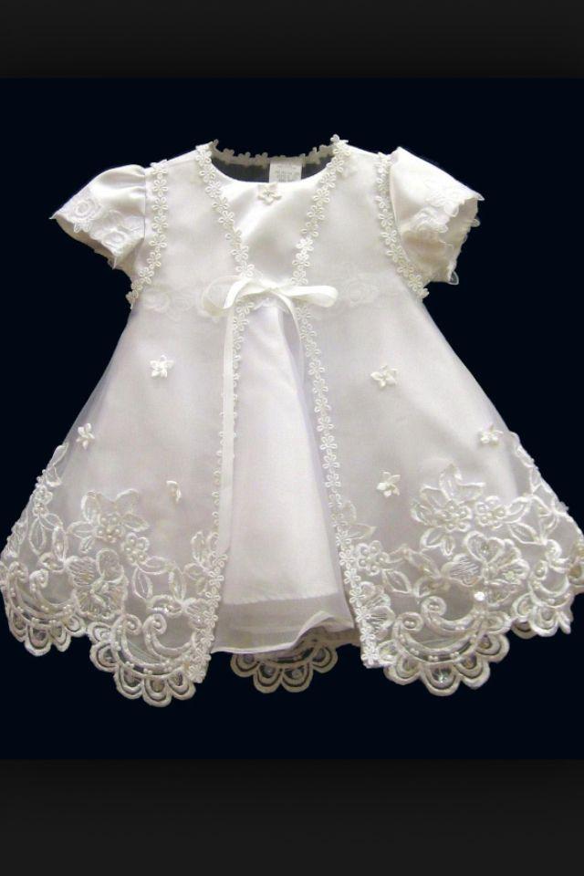 Baptism gown   Bautiso   Pinterest   Taufkleider, Taufkleid und ...
