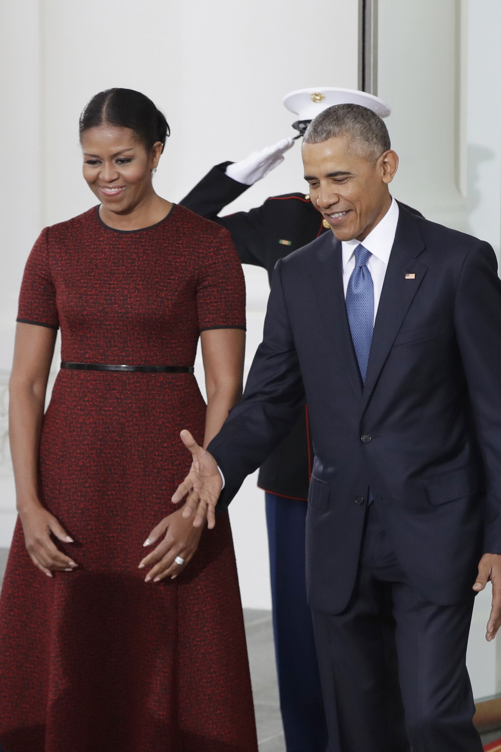 Barack and Michelle Obama's Book Deal Sells For A Record $65 Million