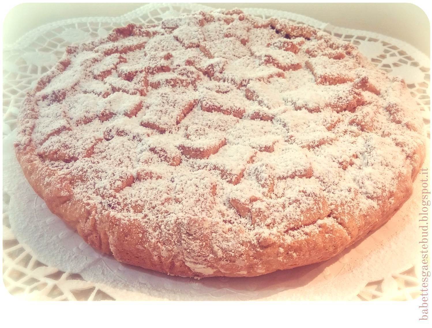 Babettes gæstebud.: Sweetened ricotta, amaretto biscuits and chocolate...