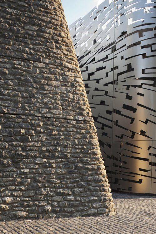 pumping station | detail ~ dirk melzer landschaftsarchtekt | Umweltingenieur | v-architekten