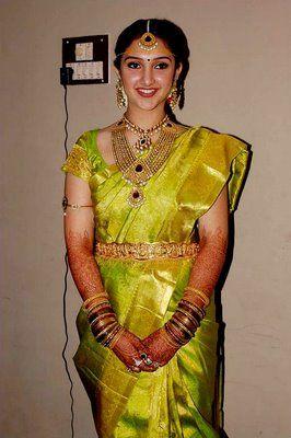 Color Bridal Sarees