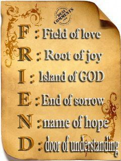 A Friend In Need Is A Friend Indeed Special Friends Pinterest
