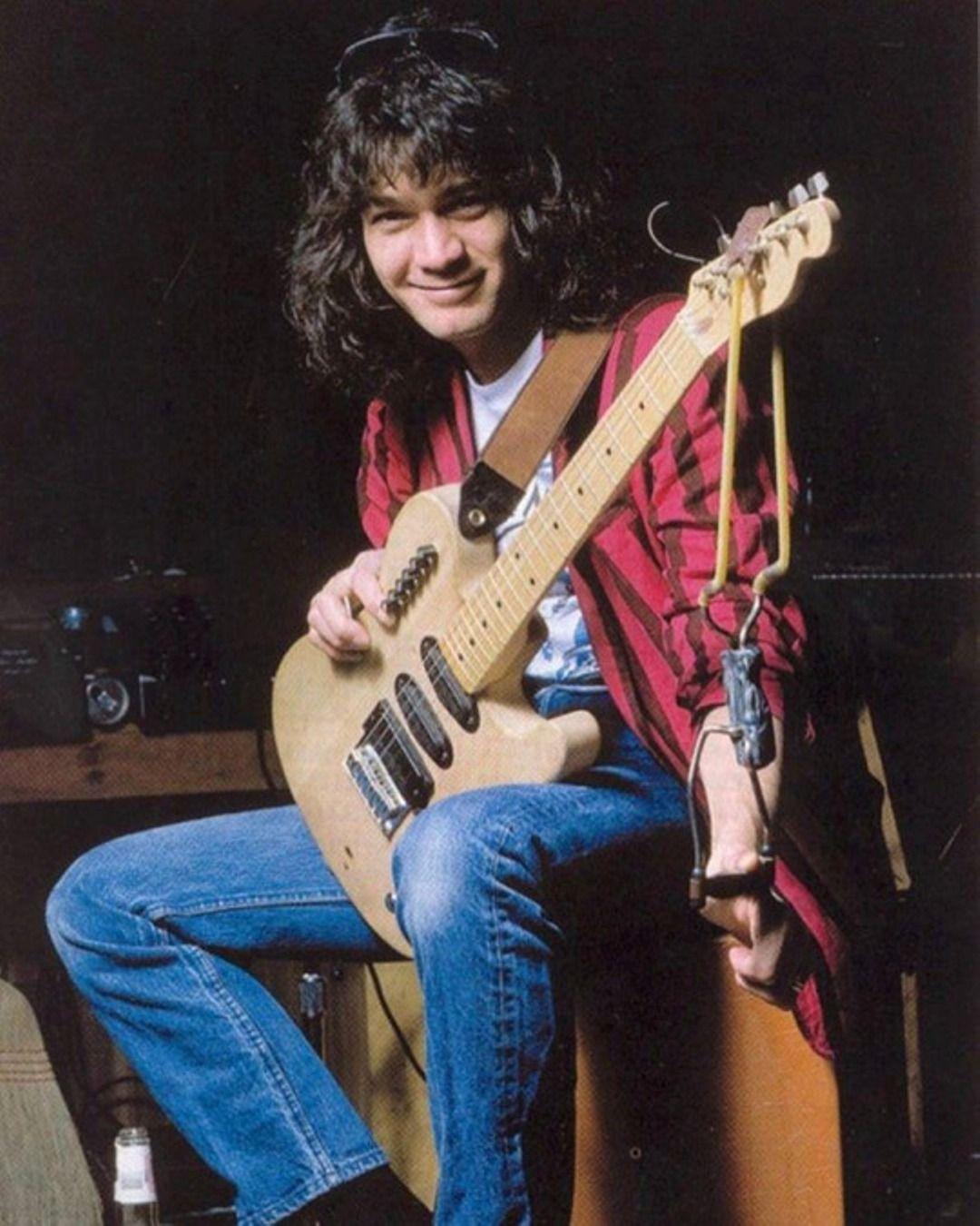 Edward Van Halen Van Halen Eddie Van Halen Eddie