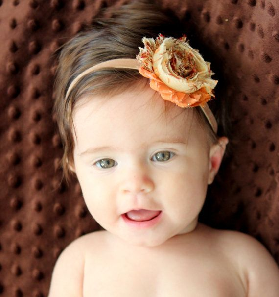 Hey, I found this really awesome Etsy listing at https://www.etsy.com/listing/116591762/orange-baby-headband-orange-baby-bow