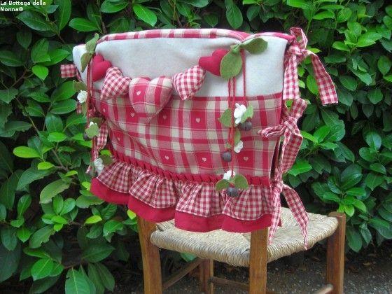 Coprisedie Amazon ~ Cartamodello coprisedia cobertores con manualidades pinterest