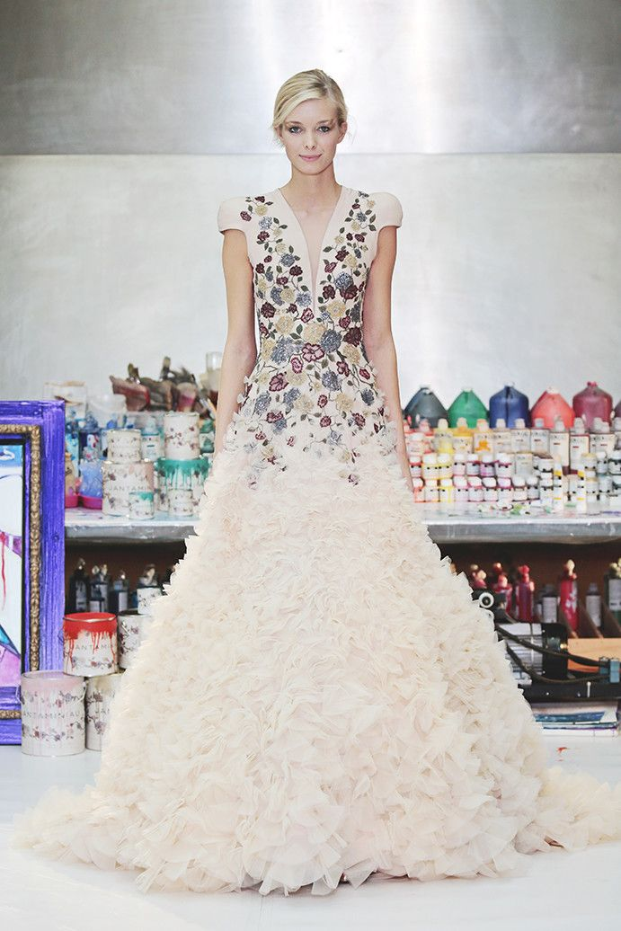 I Would Love A Proposal And This As My Wedding Dress Painters Touch