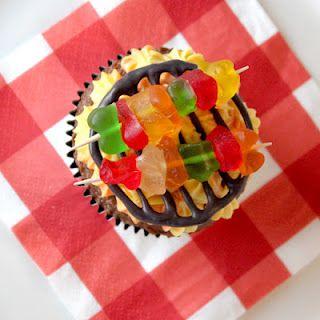 Kabob Cupcakes