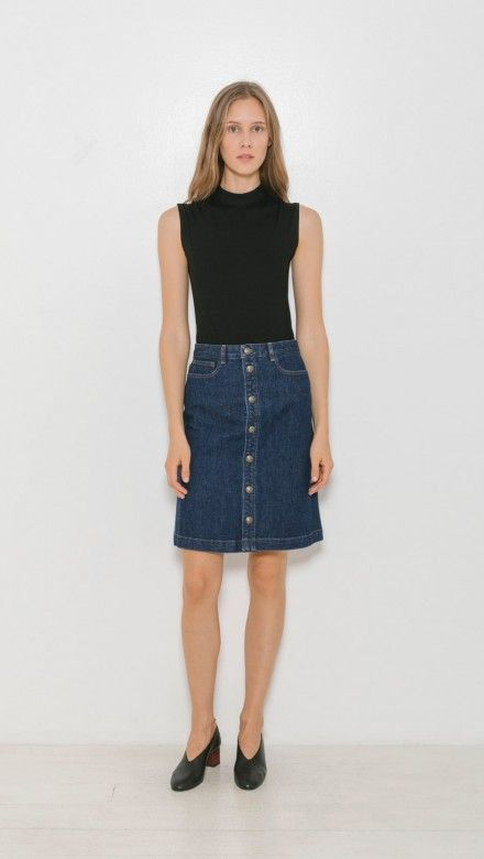 Therese Skirt by A.P.C.