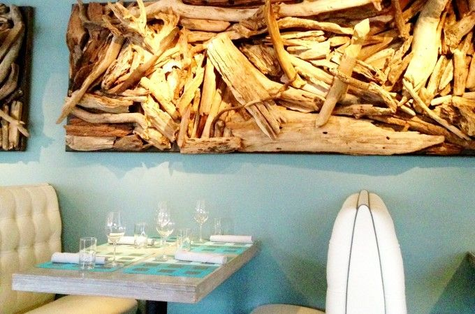 Driftwood in the Bishop Arts District   Fortuitous Foodies   Best seafood in Dallas, Texas
