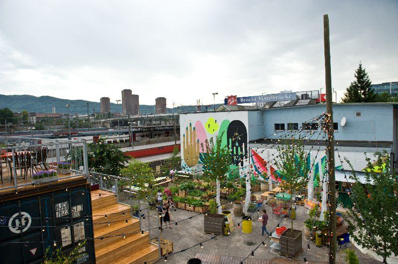 Pin Von Fabian Arque Auf Downtown Zurich Frau Gerolds Garten Gerolds Garten Garten