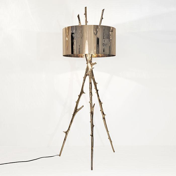 Barlas Baylar S Meta Floor Lamp For Hudson Furniture