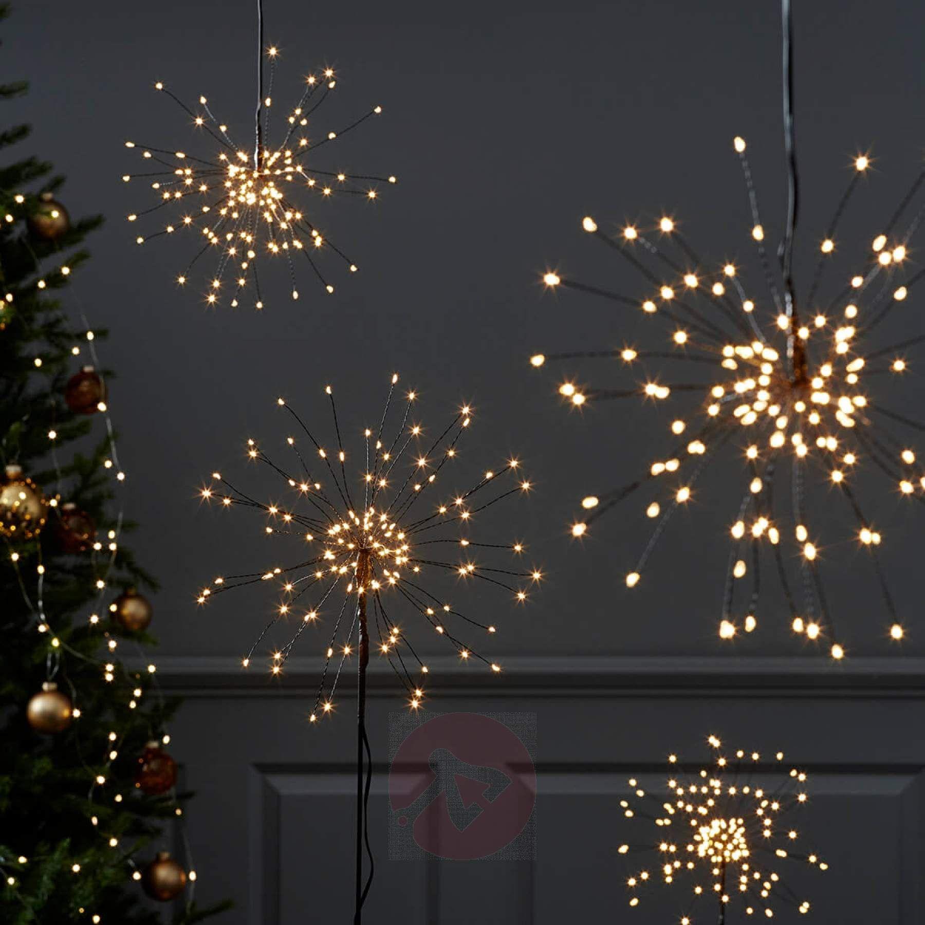 Hanging Led Star Firework In 3d Lights Co Uk Ceiling Lamp Black Ceiling Lamp Ceiling Lamps Living Room
