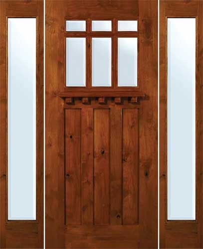 mission style doors | Craftsman Style Front Doors | Entry Doors | Exterior Doors - Homestead & mission style doors | Craftsman Style Front Doors | Entry Doors ...