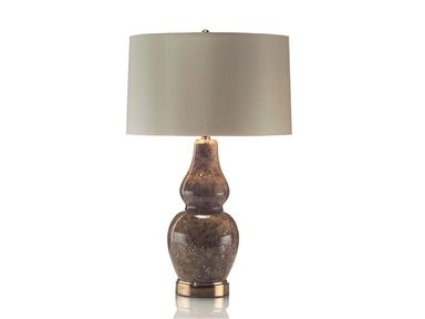 Shop for John Richard Molten Mocha Lamp, JRL-8725, and other Lamps and Lighting at Hickory Furniture Mart in Hickory, NC.