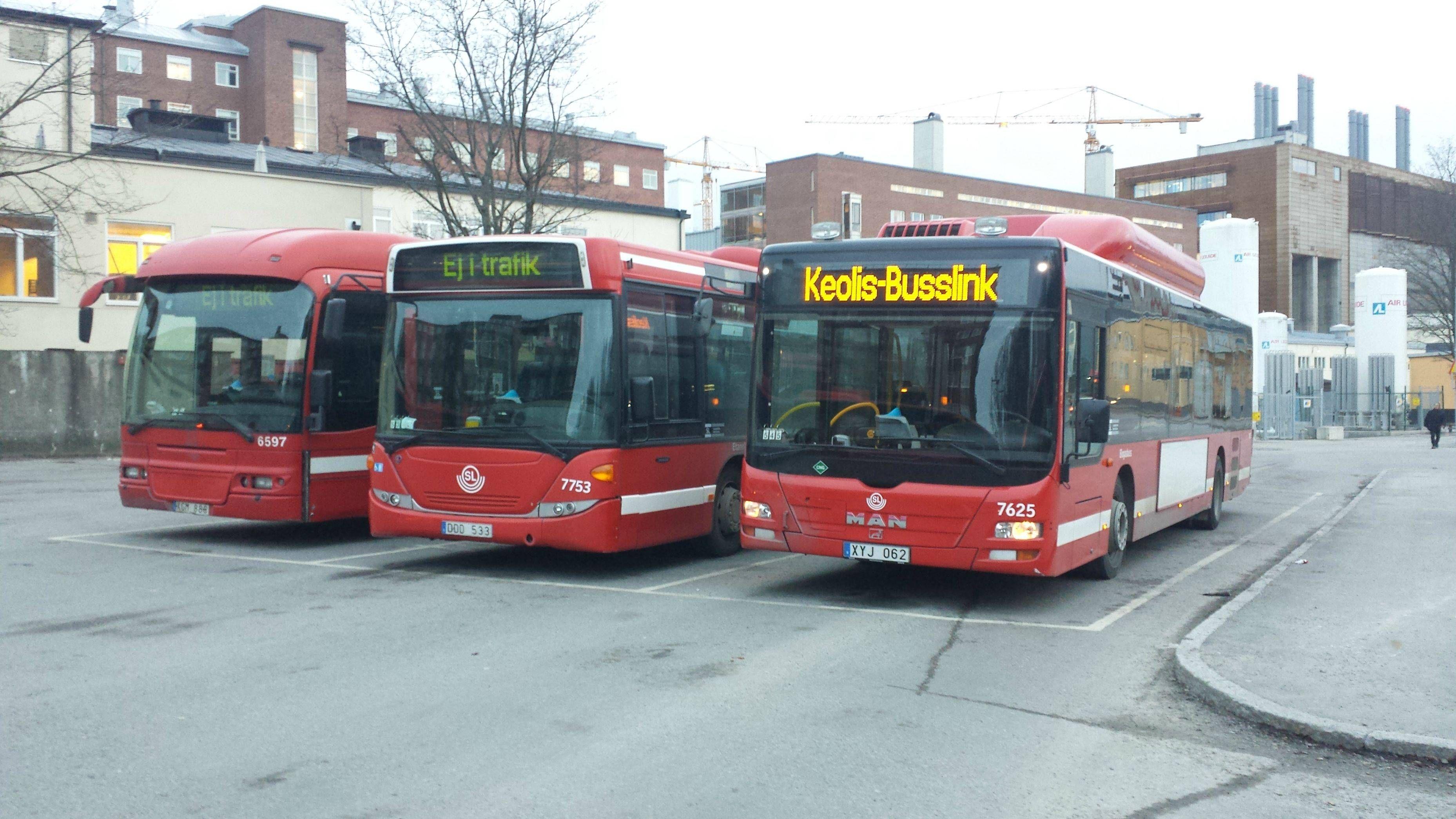Keolis 7625 och 7753 och keolis 6597
