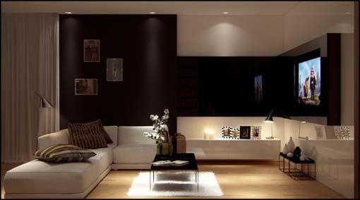 Flat Interior by PressEnter design