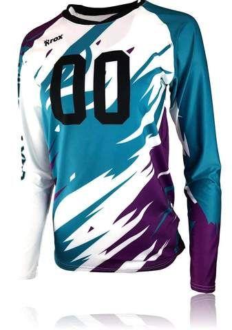 Boa Women's Sublimated Volleyball Jersey - R007 - Volleyball - Pinterest - Voleibol, Voleibol ...