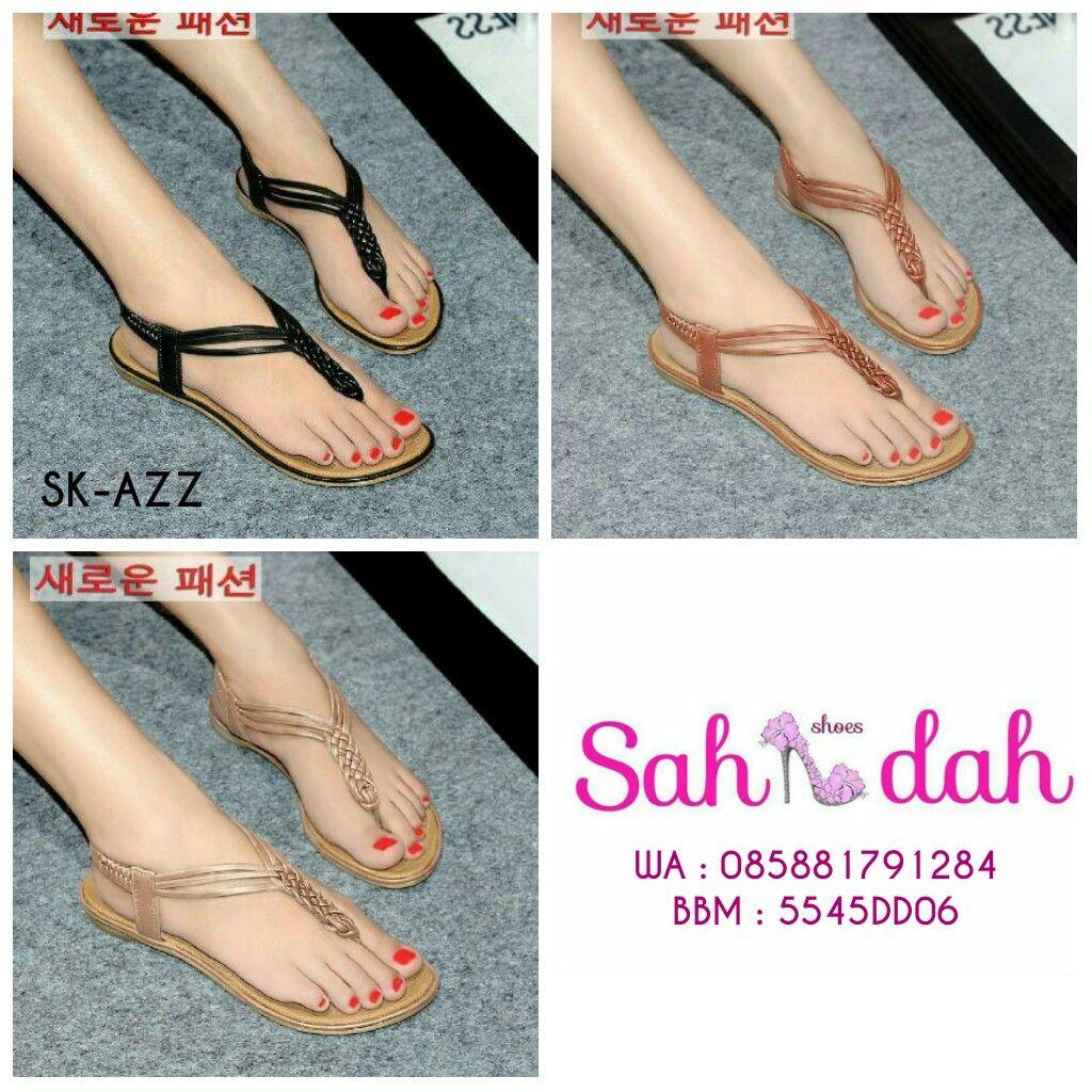 Sepatu Wanita Murah Sandal Wanita Tali Sepatu Wanita Sepatu Sandal