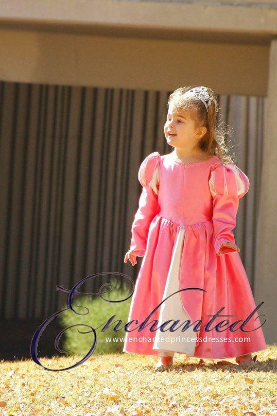 Ariel Pink Ballgown Disney Princess Dress Size 5T Little Mermaid ...