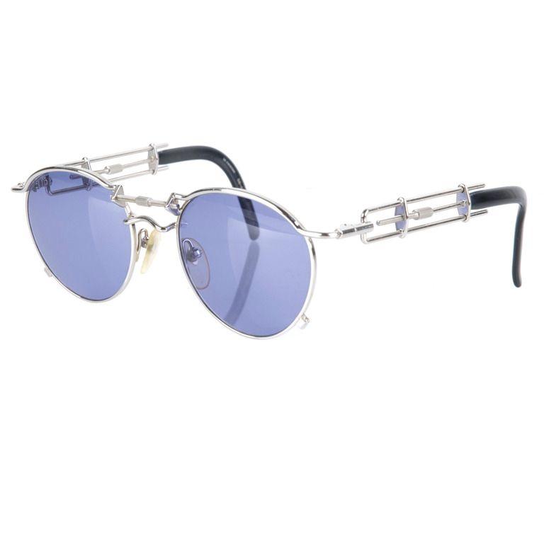 e922486dcd27 Jean Paul Gaultier Sunglasses 56-0174 in 2019 | Women's Fall Fashion ...