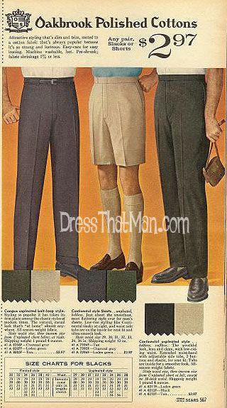 Mens Vintage Clothing Dressthatman Com 1967 Men
