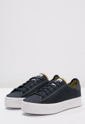 new arrival b58af 1a4c6 ... black running white zalando 63327 1da42 australia adidas originals rita  ora superstar rize sneaker legend ink gold metallic zalando 6a6bb 73caf ...