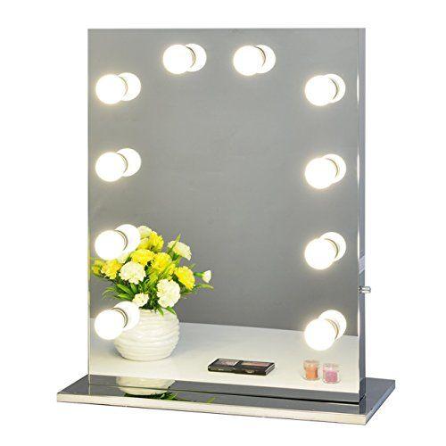 rahmenloser hollywood spiegel mit beleuchtung von chende theaterspiegel mit stil hollywood. Black Bedroom Furniture Sets. Home Design Ideas