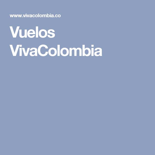 Vuelos VivaColombia