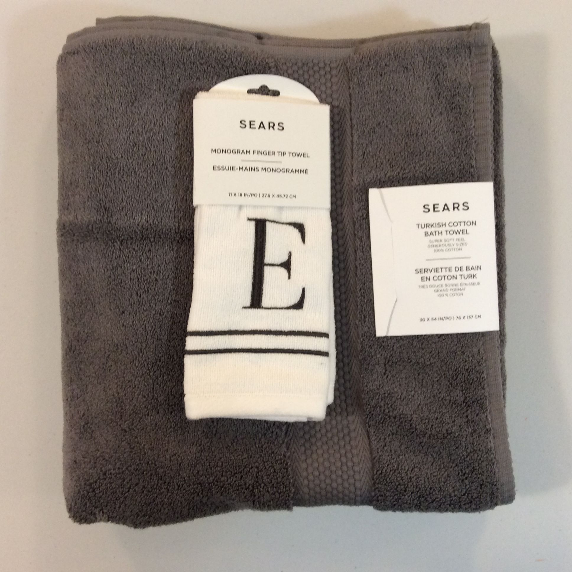 Towels - Sears | Apartment Deets! | Pinterest | Towels and Apartments