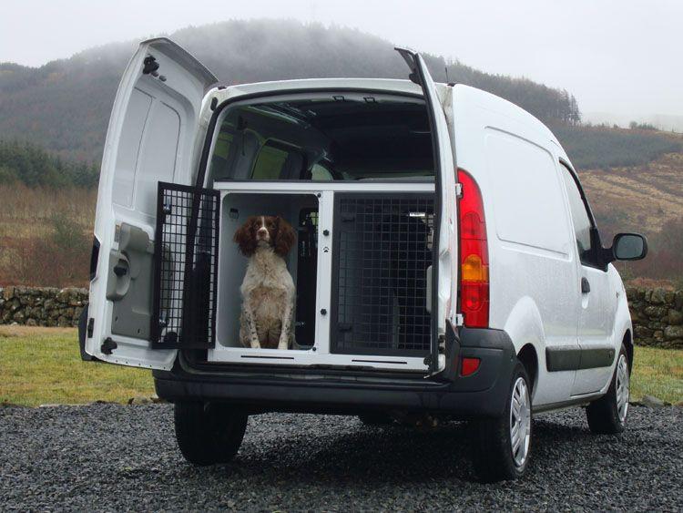 K9 Cage Van