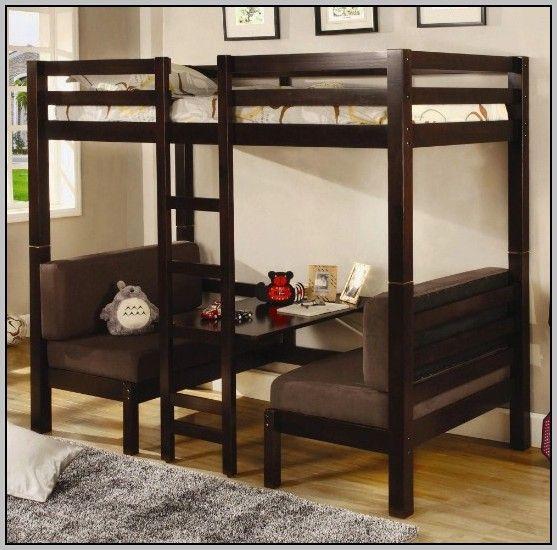 Queen Size Loft Bed Frame Singapore Convertible Loft Bed