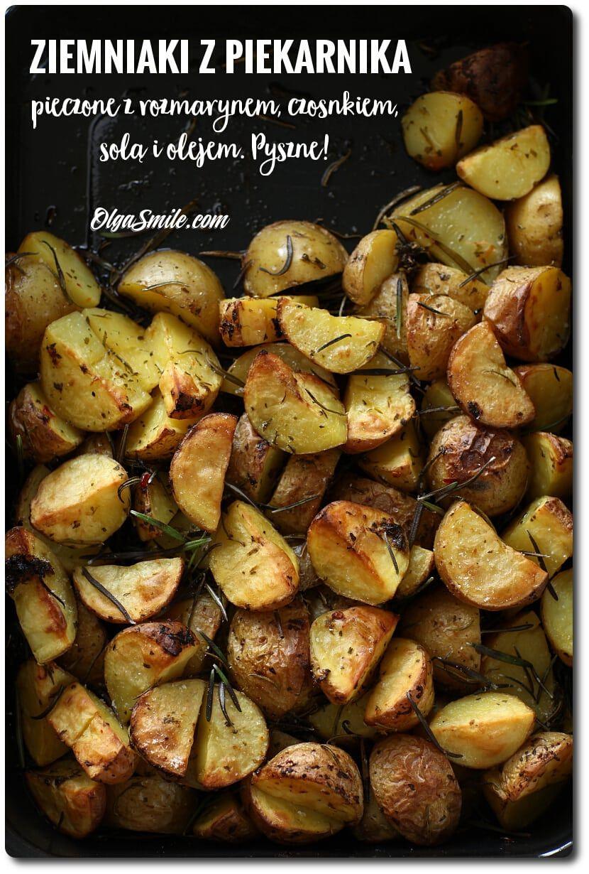 Ziemniaki Z Piekarnika Food Kebab Potatoes