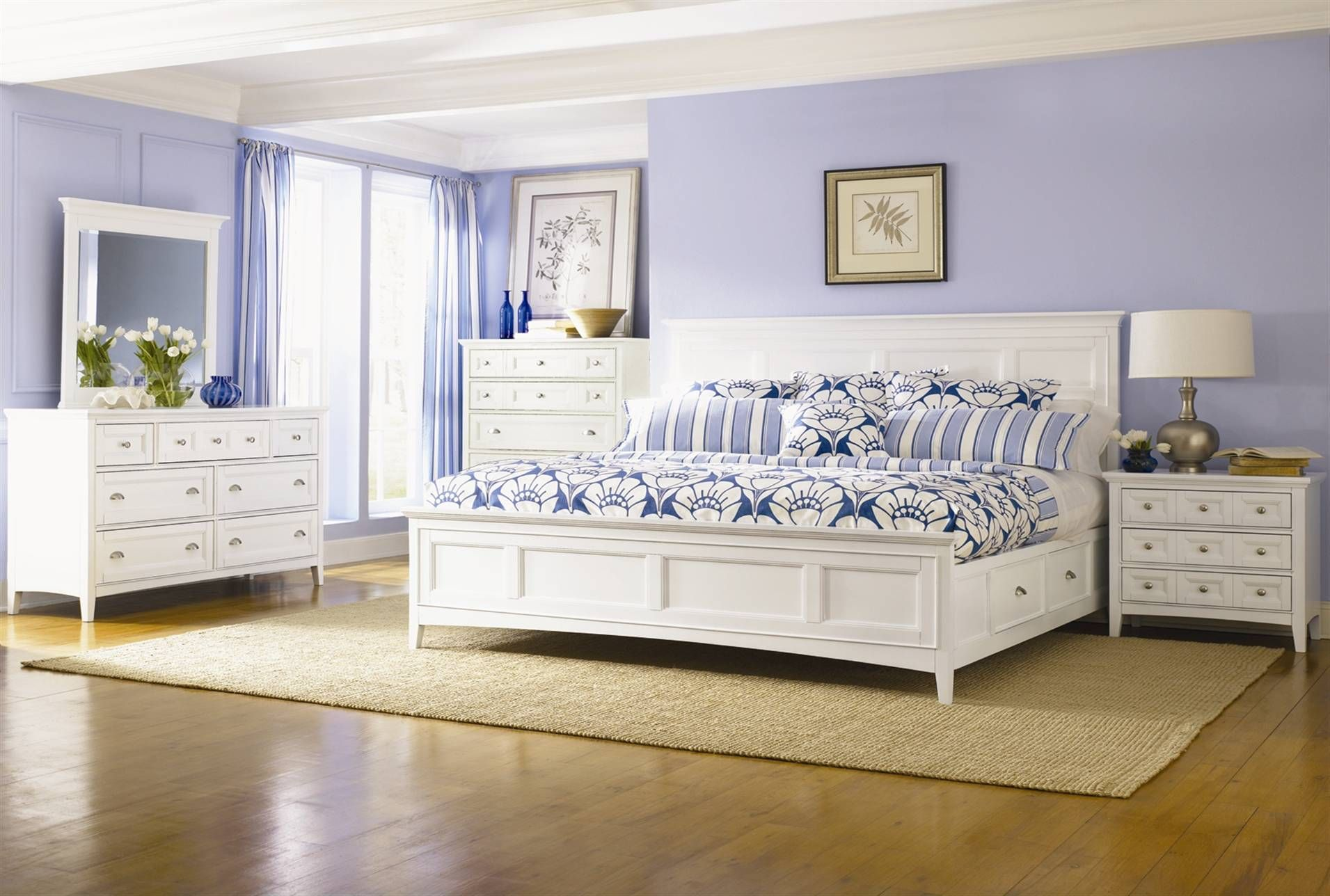 Kentwood eastern king panel bed for the home pinterest storage