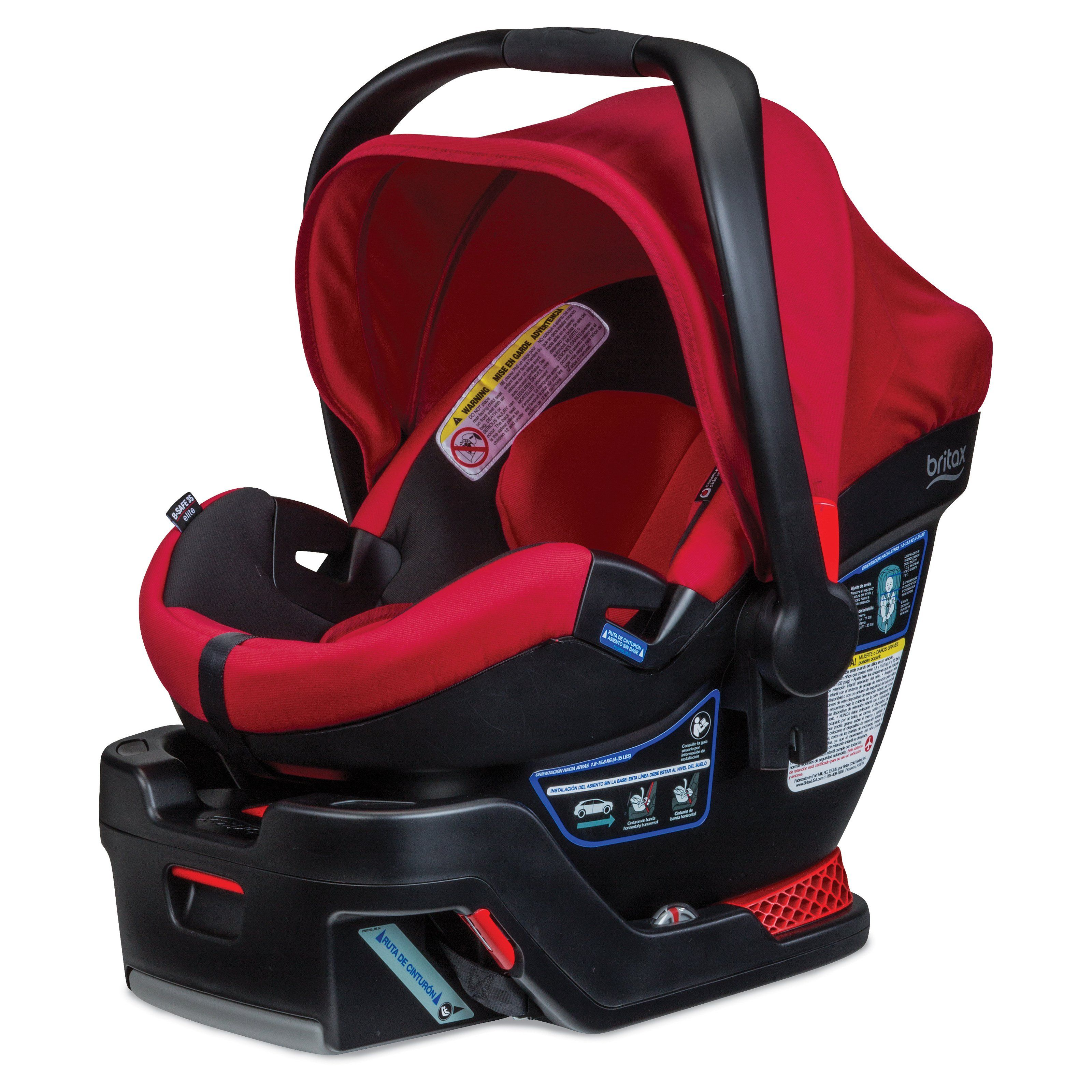 Britax BSafe 35 Elite Infant Car Seat from hayneedle